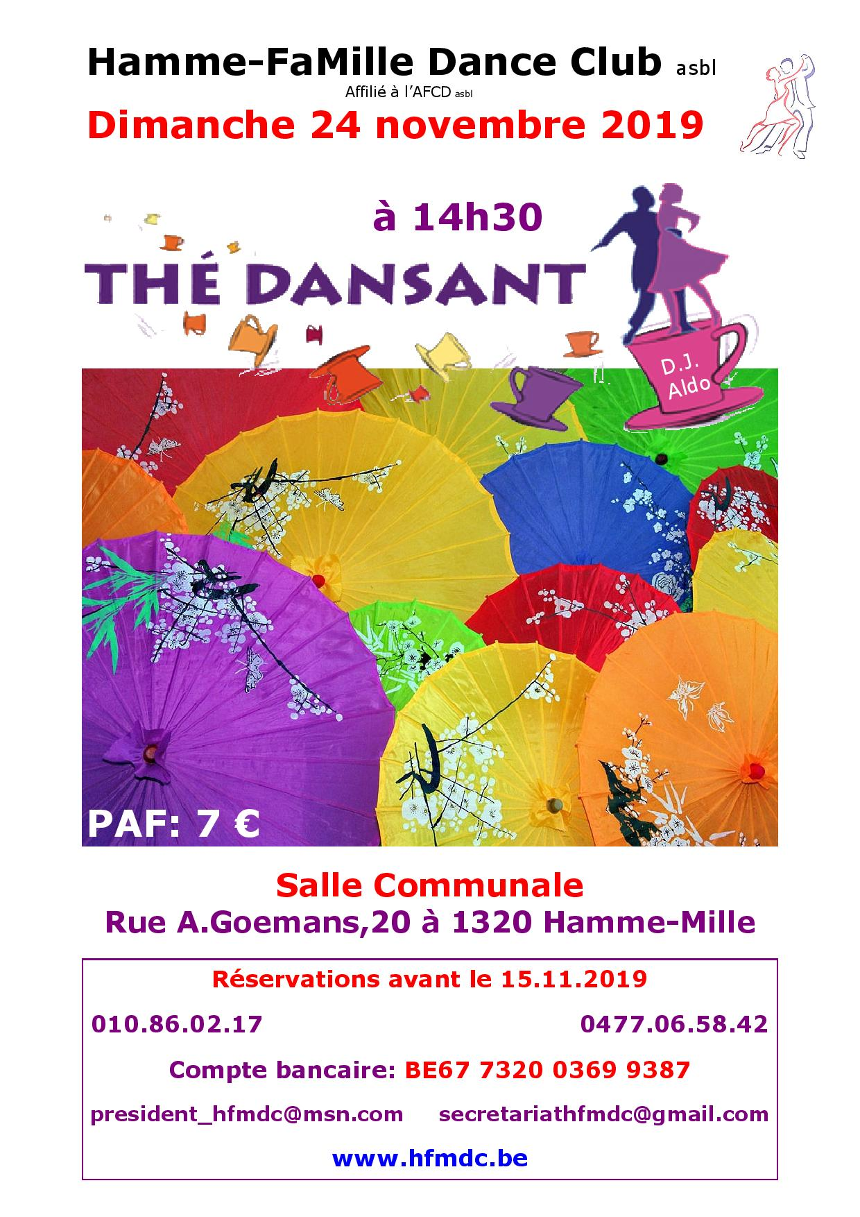 Affiche the dansant hamme mille page 001
